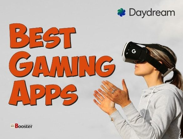 Best Google Daydream VR Gaming Apps 2016 - The google daydream view is an Android virtual reality headset that is available in the market from 15 November and is one of the best VR headsets that you can buy to enjoy quality games and movies.