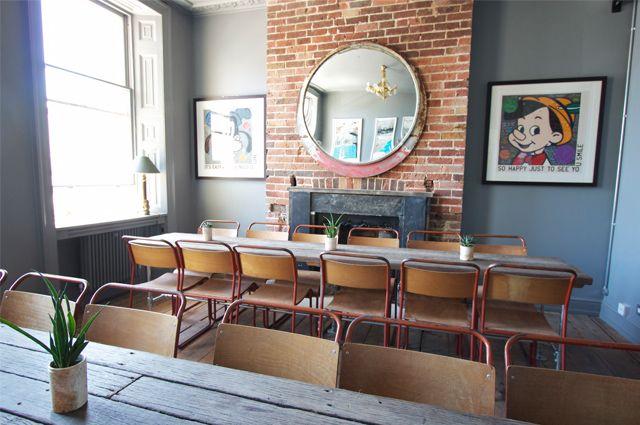 Boutique Hotel The Artist Residence in Brighton - Industrie Chic und cooles Interior #theshopazine www.the-shopazine.de