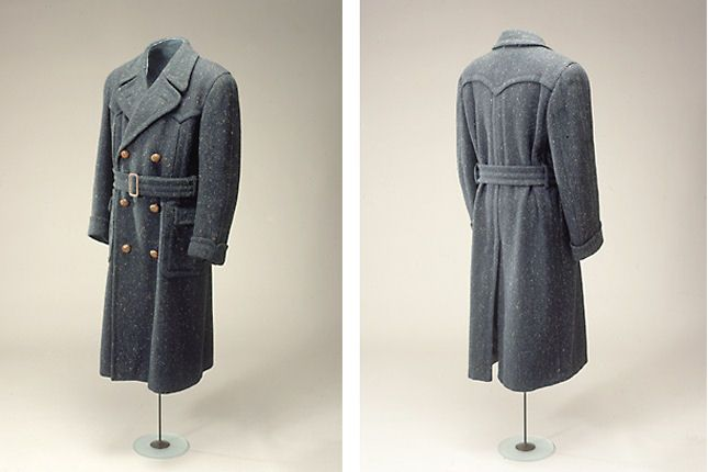 Automobilfrakke, 1920's men's automobile/driving coat