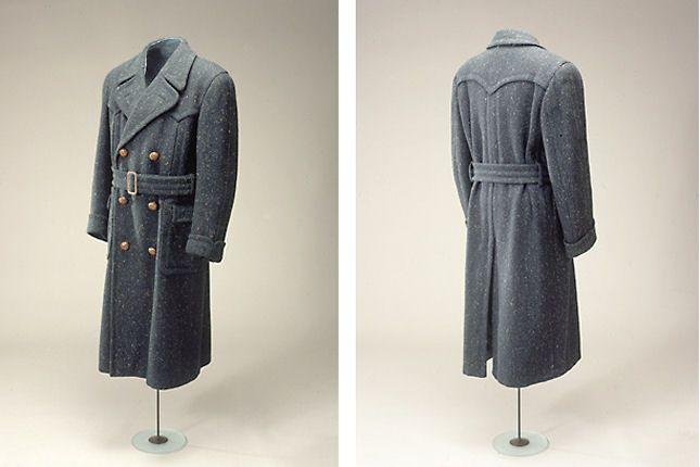 Automobilfrakke, 1920's men's automobile/driving coat