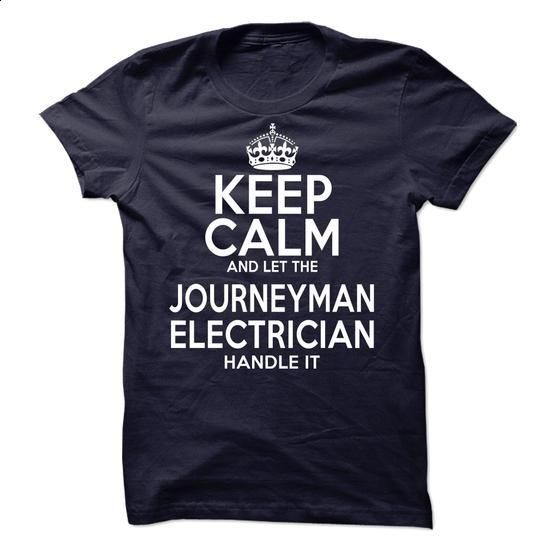 Journeyman Electrician #shirt #clothing. I WANT THIS => https://www.sunfrog.com/LifeStyle/Journeyman-Electrician-56568897-Guys.html?60505