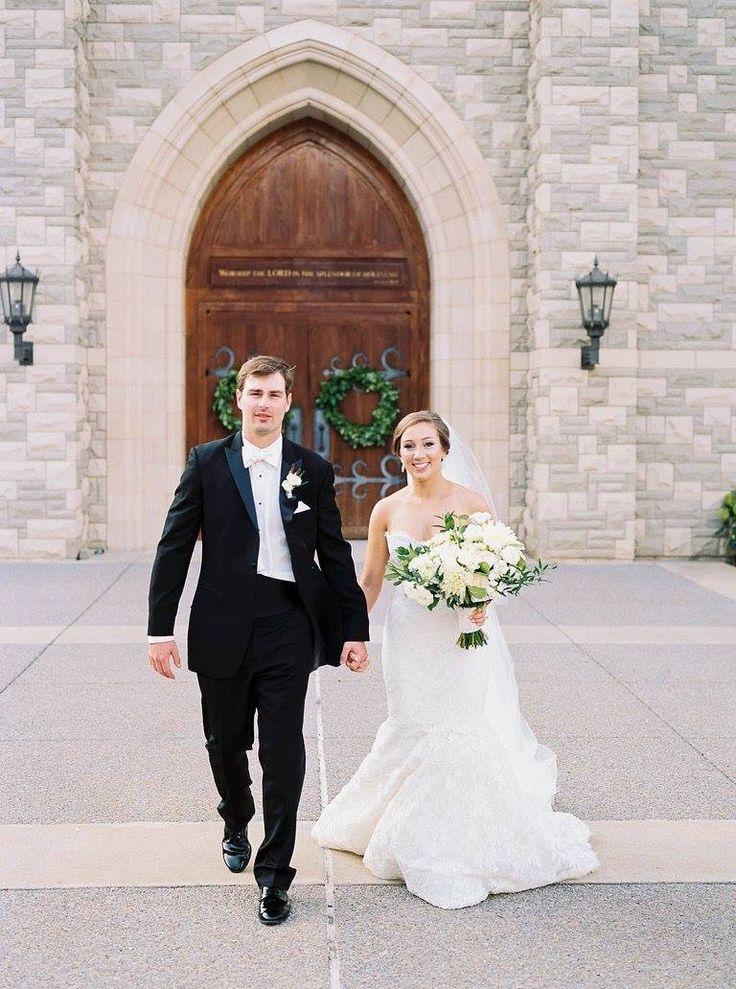 Planner: Angela Proffitt Venue: Covenant Presbyterian Church, Nashville Photographer: Alyssa Joy Photography