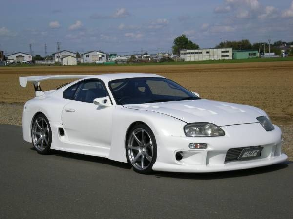 1995 Toyota Supra RZ Top Secret GT300 Widebody Twin Turbo
