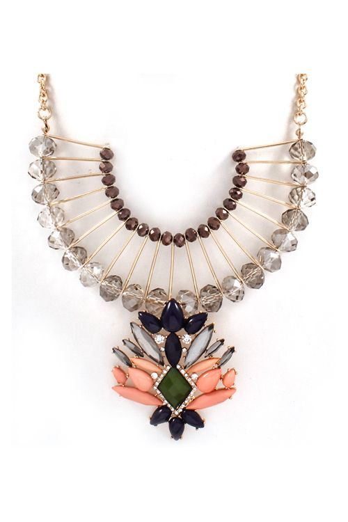 94 Best Statement Necklace Obsessions Images On Pinterest