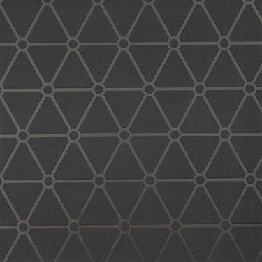 Slate Hexagonal Is A Large Scaled Highly Dynamic Overlapping Wallpaper It Adds Strong Graphic