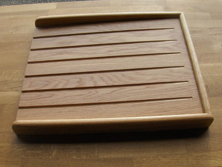solid oak draining board /belfast /butler sink drainer in Home, Furniture & DIY, Household & Laundry Supplies, Washing Up Bowls & Drainers | eBay