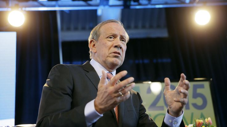 George Pataki, former New York Governor, Republican Candidate