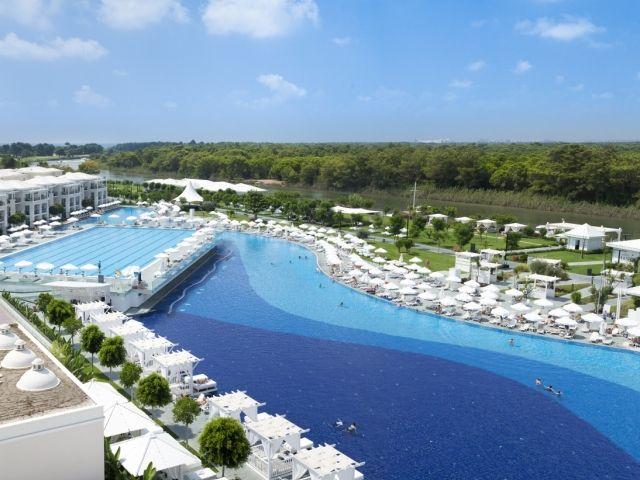 Hôtel Titanic Deluxe 5* Luxe Antalya prix promo Séjour Turquie Promoséjours à partir 1 070,00 € TTC AU LIEU DE 1 599 € 8J/7N All inclusive