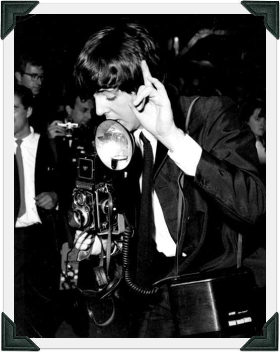 /\ /\ . Paul McCartney