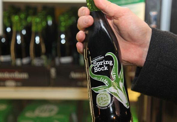The top 5 spring beers in Toronto for 2014