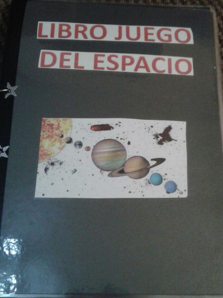 Tu profe de infantil (4 años): Libro juego del espacio. En este libro también hay cabida para otras muchas cosas, entre las que se encuentran: las seriaciones, los números, puzzles, laberintos, encontrar las diferencias, dibujar libremente,  grafomotricidad,..