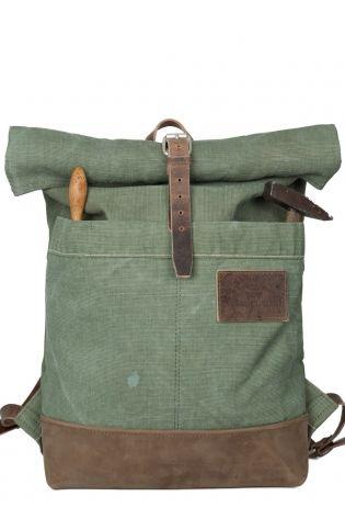 Roll top rucksack backpack Mehr