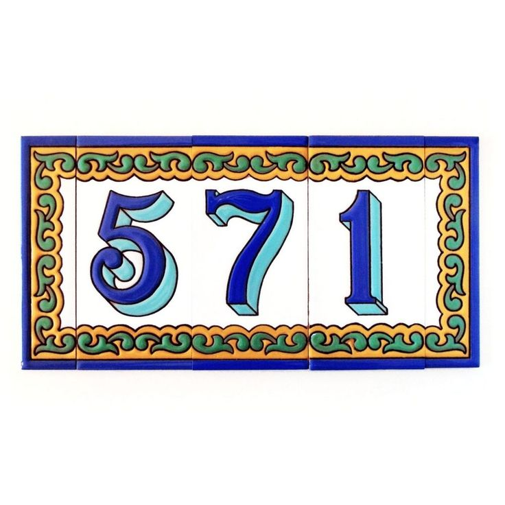 Best 25+ Door number plaques ideas on Pinterest | House ...