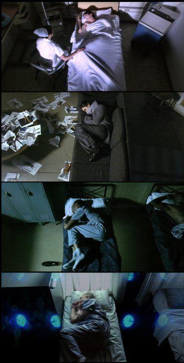 Requiem for a Dream, 2000 (dir. Darren Aronofsky)