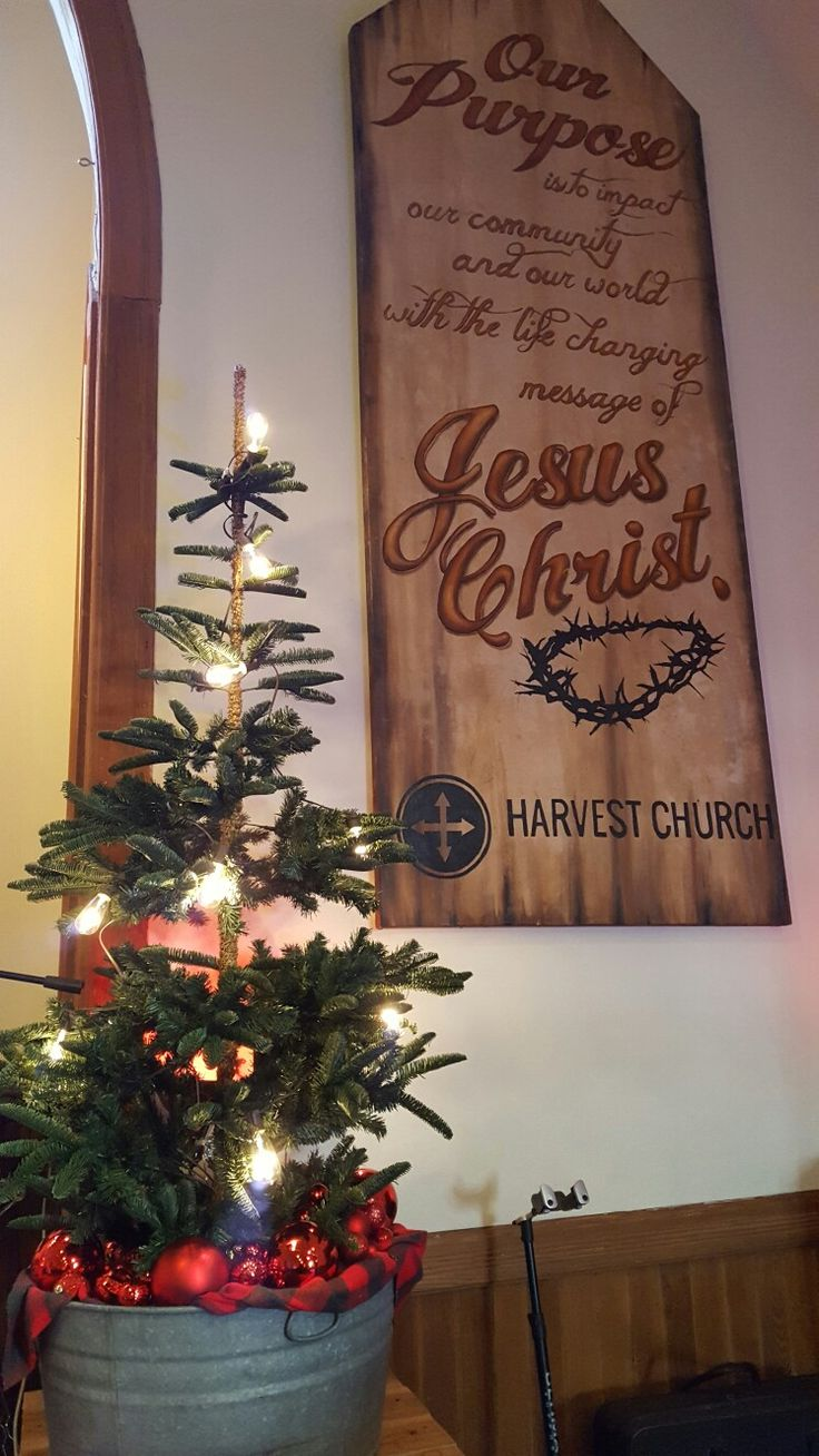 Harvest Church, Arroyo Grande CA.Christmas 2016, Designer Jeremy Ketz