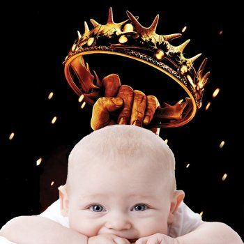 Aquí tienes una lista de nombres de la serie Juego de Tronos para tu bebé