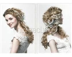 Risultati immagini per capelli ricci naturali acconciature