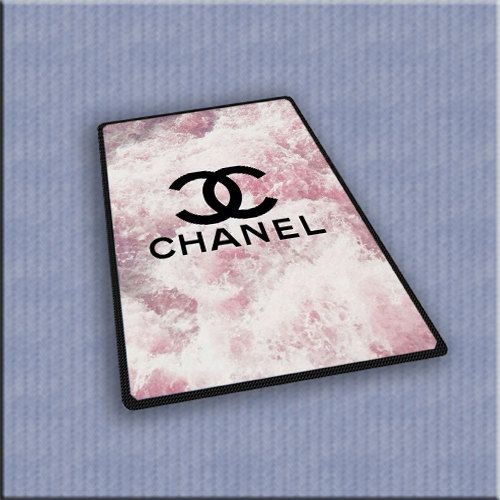 Pink Art logo Coco Chanel Custom Blanket by TheCusbray on Etsy