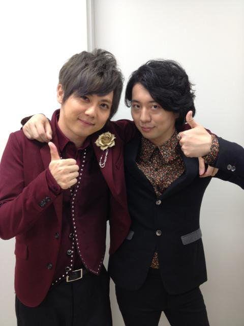 Kaji Yuki : 梶 裕貴 & Kimura Ryouhei : 木村 良平 #seiyuu #voiceactor