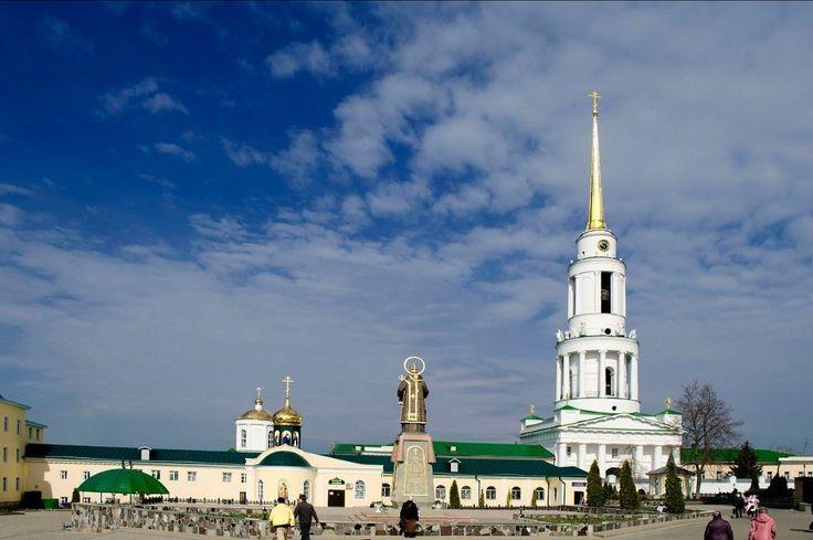 Задонский монастырь (Россия, Задонск)