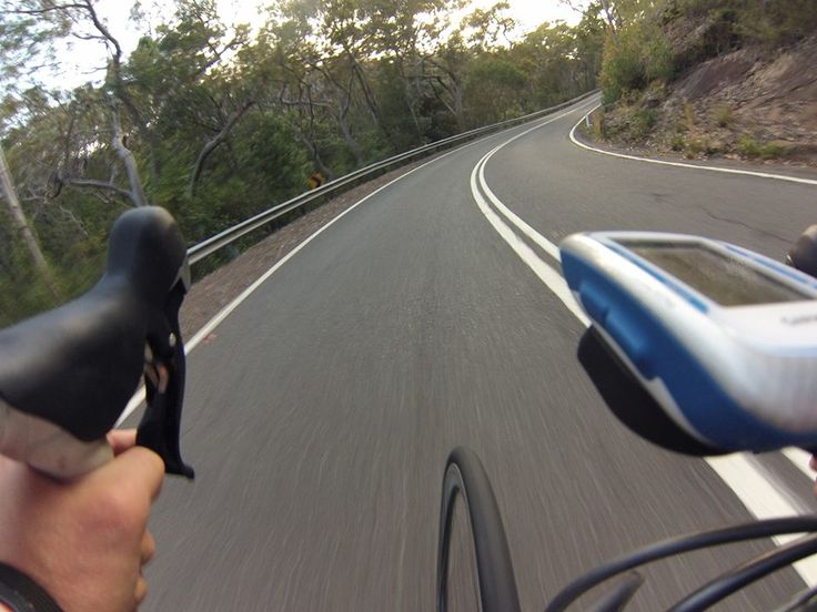 """Travers Wood: """" I Like my Cell Carbon Ultegra bargain bike and fast enough for 5th overall Sydney to gong today on my Cell Victor 2013 http://app.strava.com/activities/92868491# Handles everything I throw at it. """""""
