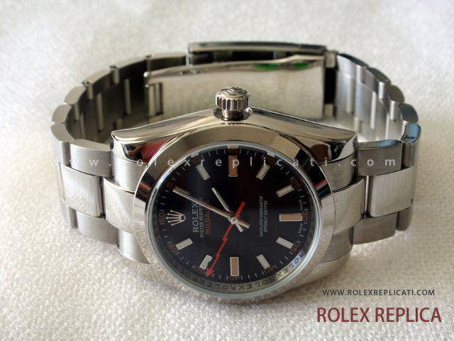 Rolex Milgauss Replica Quadrante Nero