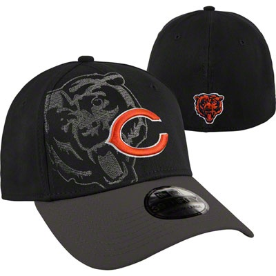 Chicago Bears Black Classic 39THIRTY