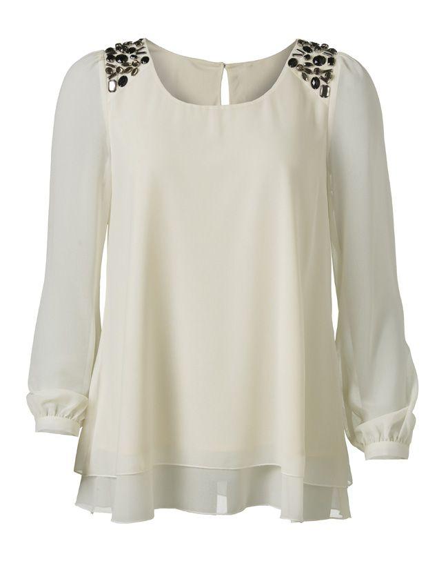 Primark Camisas y Blusas otoño invierno 2013 2014 - Catálogo Primark Online