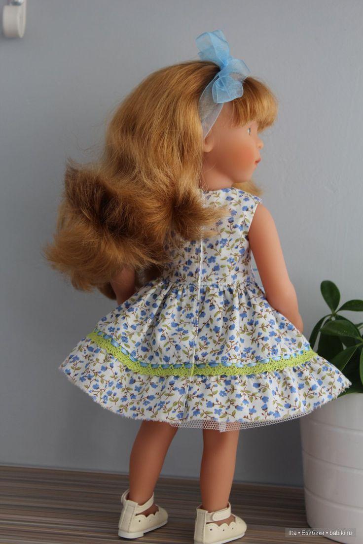 """""""Проба пера"""" или новые наряды Златы / Одежда и обувь для кукол - своими руками и не только / Бэйбики. Куклы фото. Одежда для кукол"""