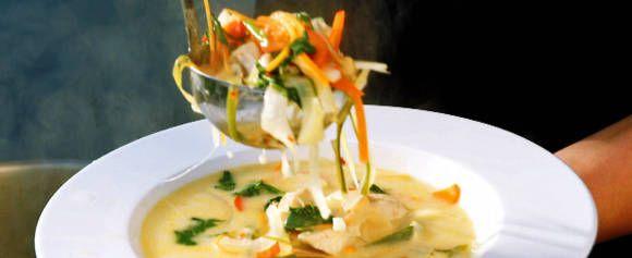 DAGENS RETT: Denne suppen får fart på smaksløkene - Aperitif.no