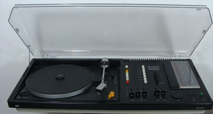 wirtschaftswunder welt braun audio 308 radio mit plattenspieler schneewittchensarg dieter. Black Bedroom Furniture Sets. Home Design Ideas