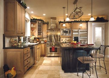 hickory kitchen google search - Canyon Kitchen Cabinets
