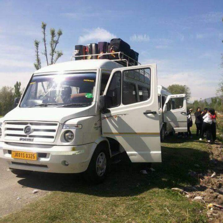 Kashmir Tourism Cabs Providing Best Tourism Packages And Car