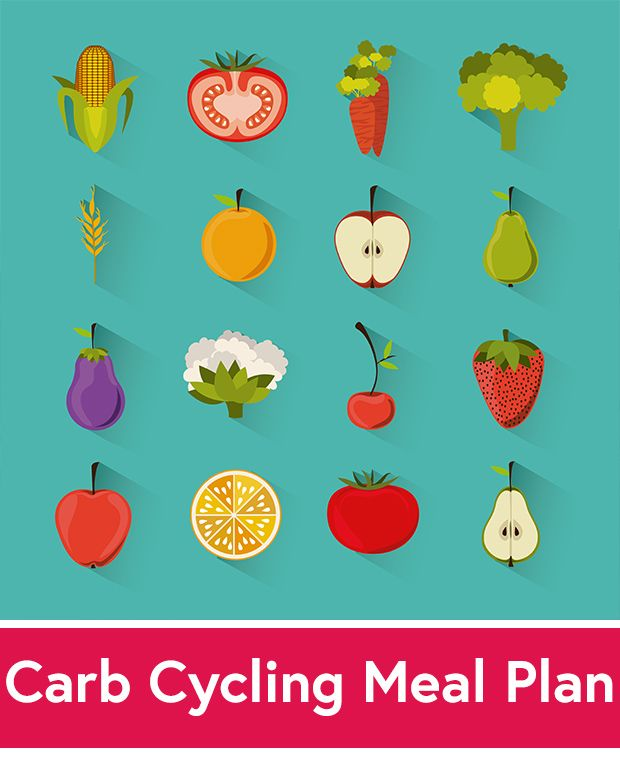 Carb Cycling: A Daily Meal Plan to Get Started This has a calculator that tells your how many grams to eat
