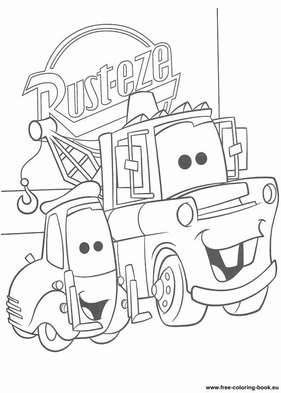 Disney Cars Coloring Book New Coloring Pages Cars Disney Pixar Page 1 Printable Coloring Pages Line Cars Coloring Pages Coloring Books Disney Coloring Pages