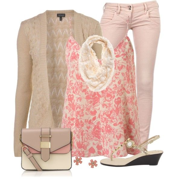 Pastel Bottoms, created by daiscat on Polyvore