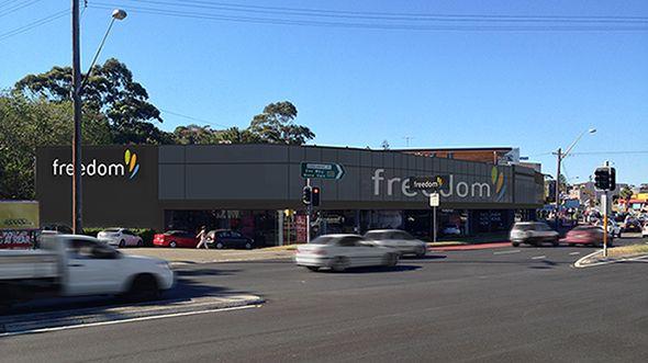Bokor - Freedom Furniture Retail Stores, Balgowlah NSW