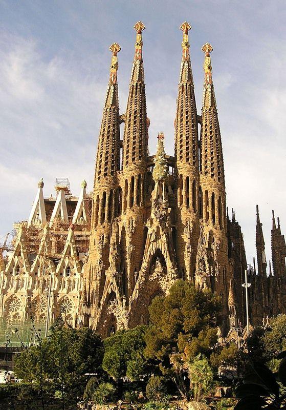 24 best antoni gaudi images on pinterest barcelona spain