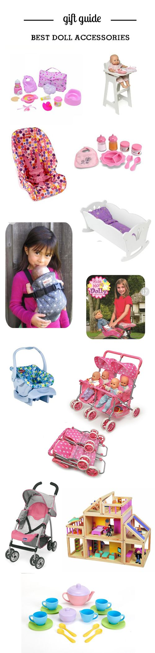 gift guide: top doll accessories