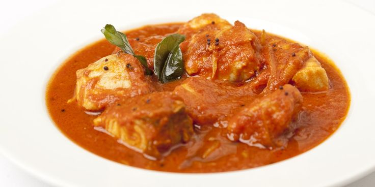 Monkfish Curry Recipe - Great British Chefs