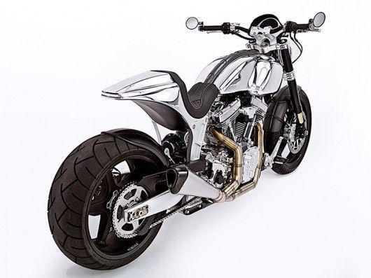 Arch Motorcycle Company's KRGT-1 - Keanu Reeves' dream bike