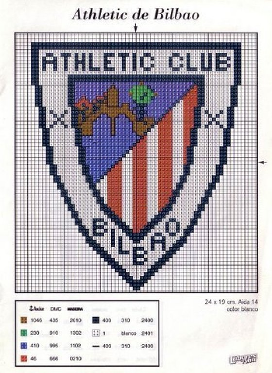 ESCUDO DE ATHLETIC