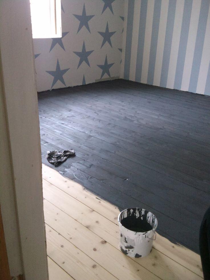Bildresultat för betsat golv