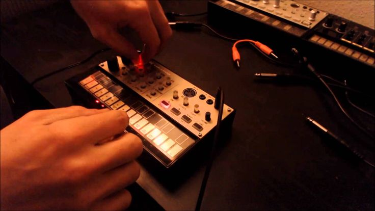 Korg Volca Fat Sequence.