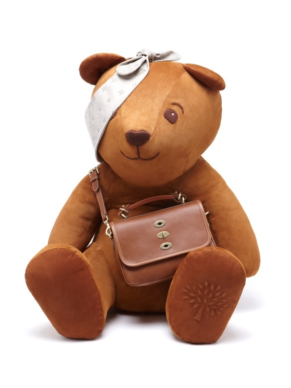 Mulberry Pudsey