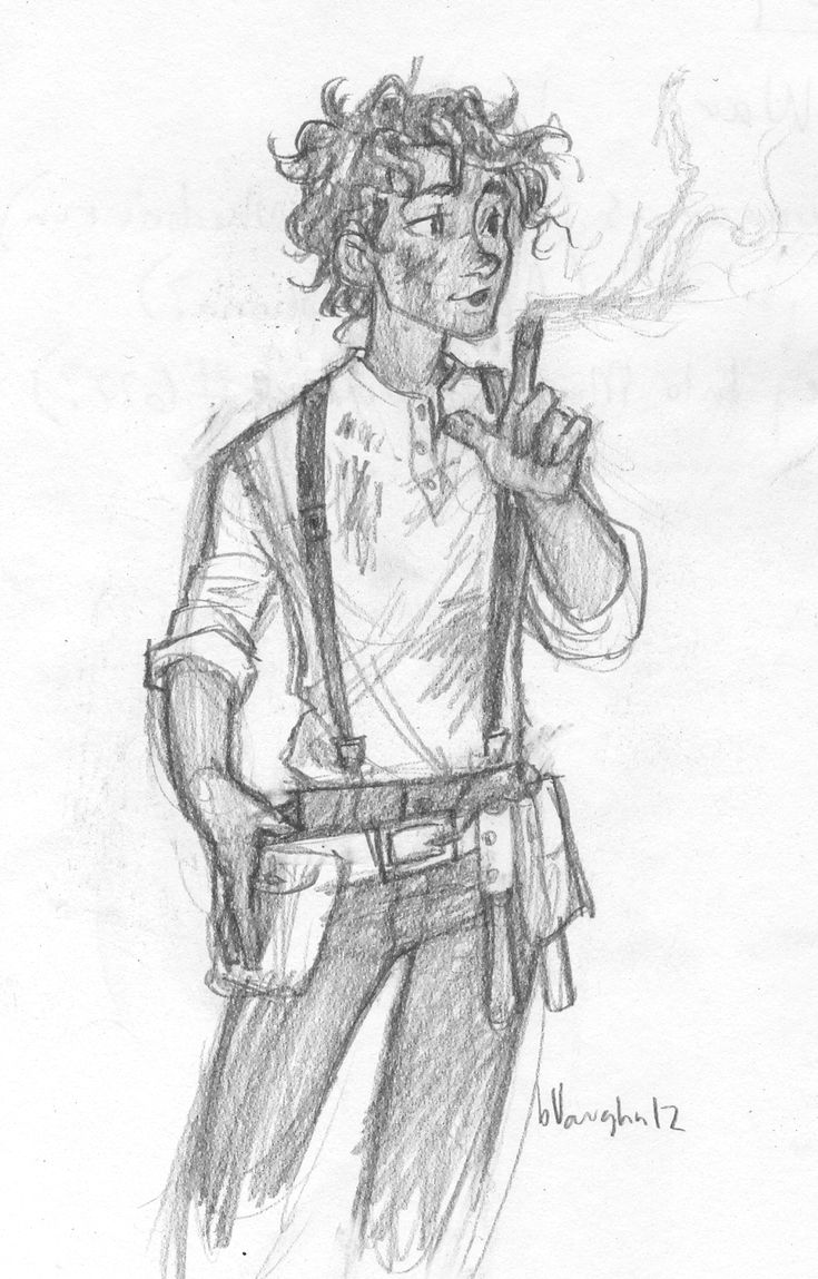 Leo Valdez by burdgebug. He's such a cutie