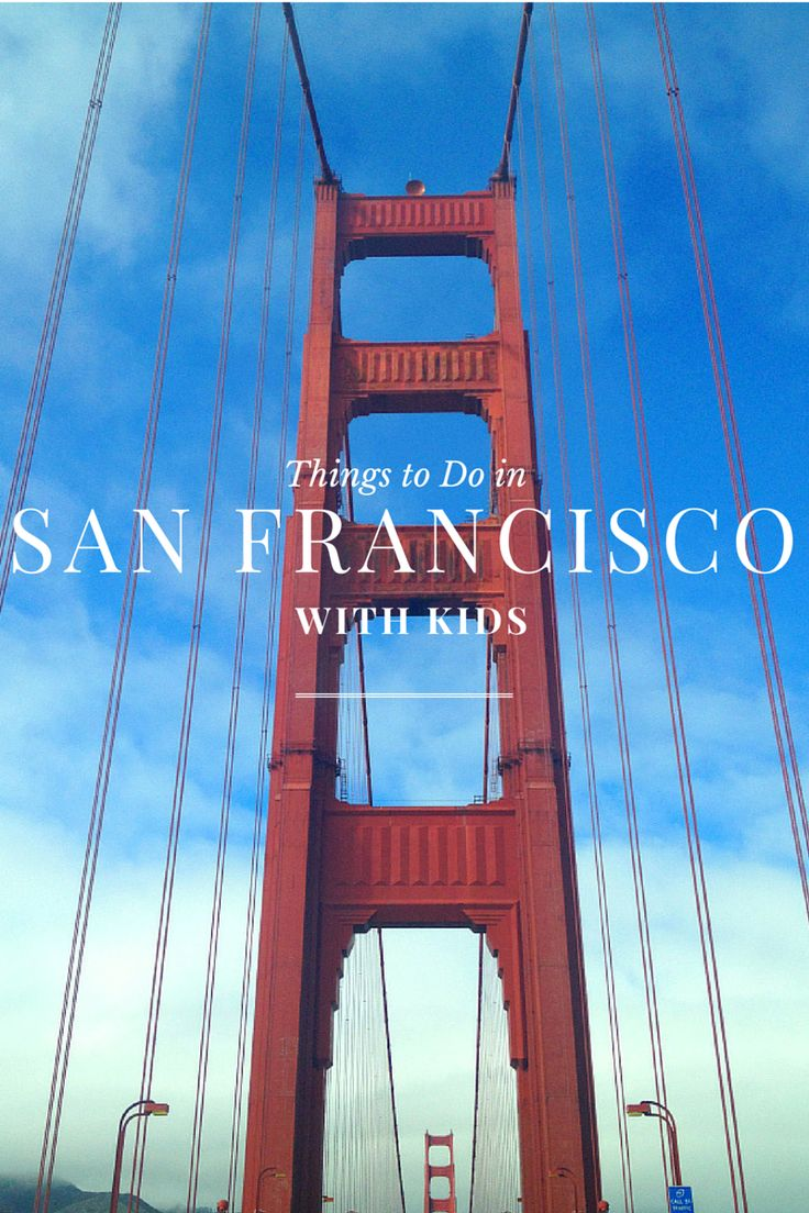 Things to Do in San Francisco with