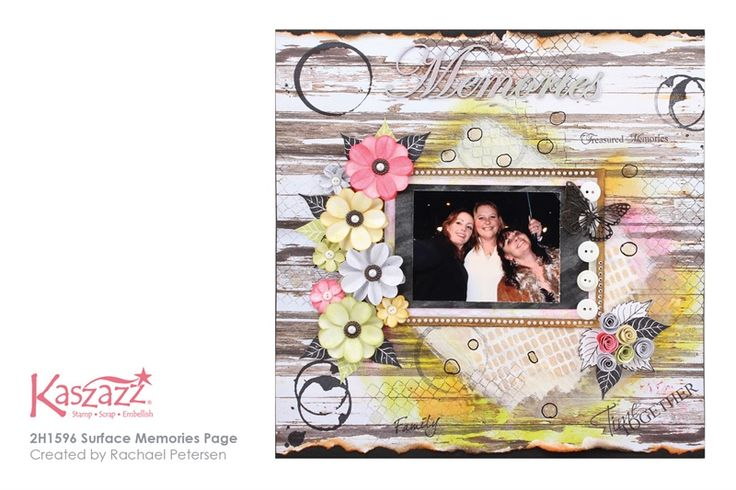 2H1596 Surface Memories Page