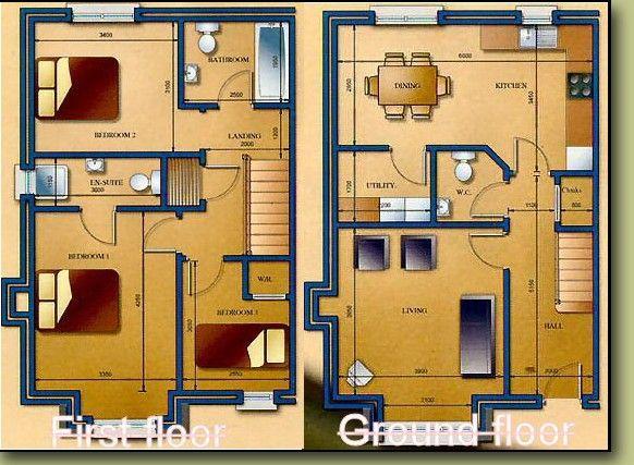 The 11 best Semis images on Pinterest | Flooring, Floors and Floor plans