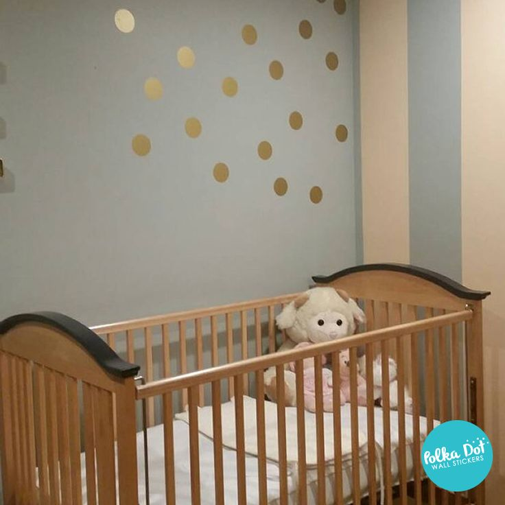 Best Customer Shared Photos Images On Pinterest - Nursery polka dot wall decals
